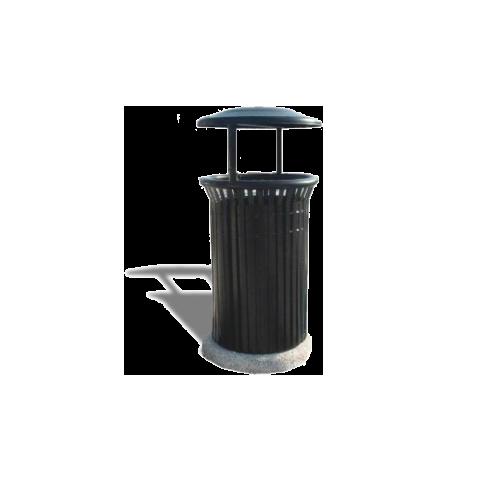 Bombe Çöp Kovası